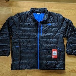 The North Face Aconcagua Mens 2XL Black/Blue READ